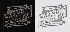 Dribbble - tbp_detail.jpg by Pavlov Visuals #logo #blackandwhite