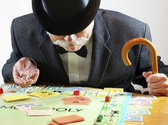Moustache May, day 19 | Flickr - Photo Sharing! #monopoly #morthland #jay #may #handlebar #tycoon #mr #moustache