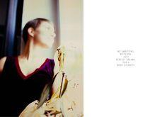Radiant zeen #zeen #fanzine #quote #rohelisse #radiant #photography #fashion #layout #valjasoit #magazine