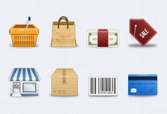 Free commerce cons Free Psd. See more inspiration related to Sale, Icon, Icons, Shop, Psd, Commerce, Horizontal and Cons on Freepik.