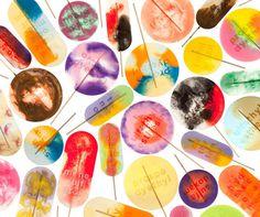 gangredine consumptus phantasmaticus rotganzen affiche 3 #rotganzen #lollypops