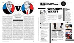 New York Times Magazine Matt Willey #layout #design #editorial #magazine