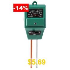 3 #in #1 #Soil #Tester #Detector #- #DEEP #GREEN