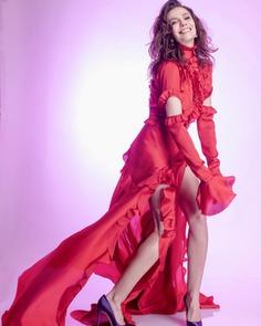 Vibrant Fashion and Performance Photography by Muhsin Akgun