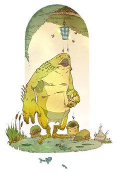 Amphibian - Greig Rapson