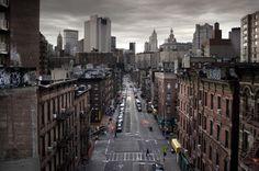 Richard Stark Madison street, New York