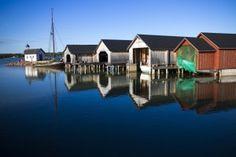 Åland Boat Houses