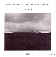 Images for Enrico Rava / Dino Saluzzi Quintet - Volver #album #minimalism #cover #ecm #duotone #records