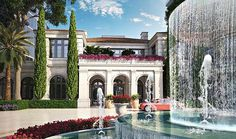 Karl Lagerfeld Is Designing the Lobbies of a Luxe Miami Condo #KarlLagerfeld #Luxe #Miami #Condo #estatesliving #estatesatacqualina #acqua