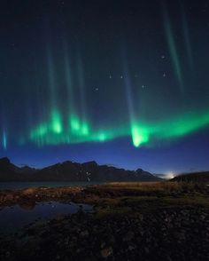 Spectacular Aurora Borealis in Norway by Tor-Ivar Næss