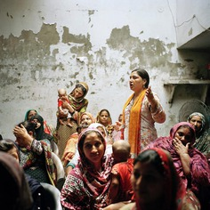 Documentary Street Photography in South Asia by Sara Hylton
