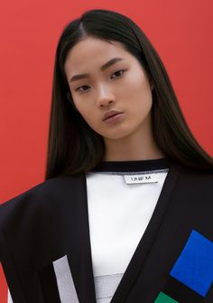 Aesthetic Allies: Haw-Lin Vs UNIF.M — Hyun Ji (IMG Models) photographed by Bowen Arico styled by Anna Santangelo #hawlin #uniformstudios #haw-lin #huynjishin #friend #fashion