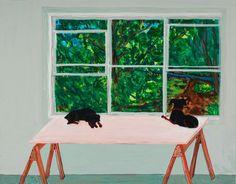 Sarah McEneaney, 'Double Mango', 2016, Locks Gallery