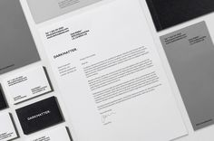 #branding #stationery #letterhead #businesscard