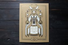 Sacred Handshake with Beef BeeTeeth SLC #print