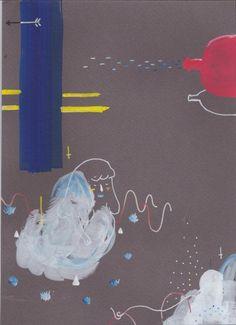 Paintings by Aaron Billings