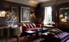 Exclusive: A Private Members' Club on Stephen's Green, Dublin #clubs #members