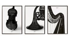 2_Sinfonia_D'Amici_Identity_posters #gg