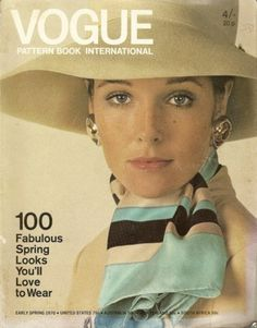 WANKEN - The Blog of Shelby White » Womens Fashion of the 70s #fashion #vogue #1970s
