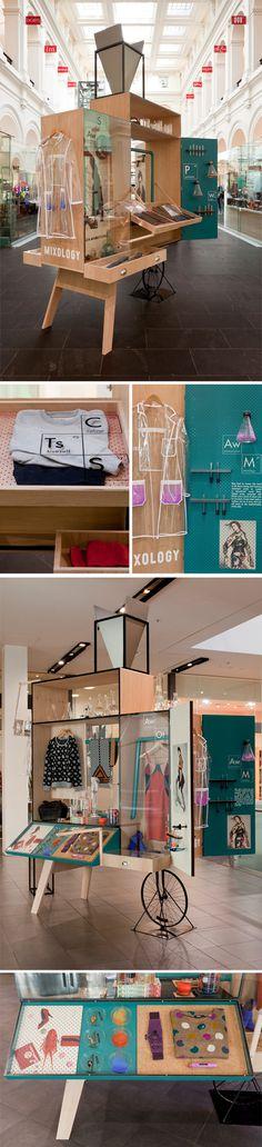 gloss creative #exhibition #mobile
