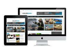 ColorMag : Free Magazine WordPress Theme