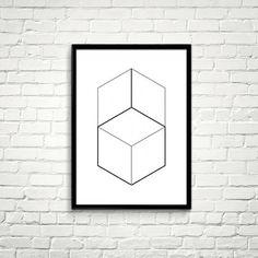 Geometric Wall Art by iloveprintable.com
