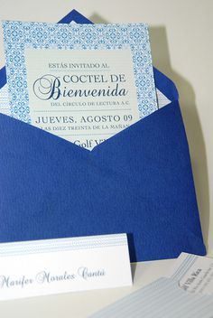 Invitations / Invitaciones para toda ocasión #invitation #event #print #design #party
