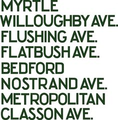 Hello! Design, Philip DiBello. #design #graphic #typeface #brooklyn