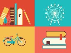 Bike_08 #books #icons #wheel #bike #ferris