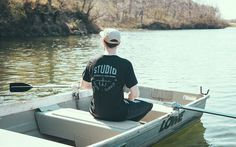 When Skateboarding, Fishing and Badges Collide! | Allan Peters' Blog #studio #tee