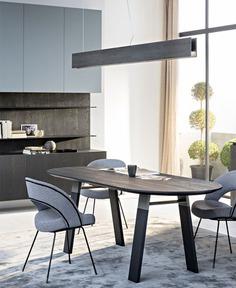 Segni Open Kitchen by Stefano Cavazzana - InteriorZine