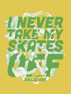 Boogie Nights Quote Posters #movie #roller #girl #quote #yellow #poster #film #type #green