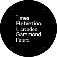 Technosoul #clarendon #garamond #times #typoghraphy #futura #circle #helvetica