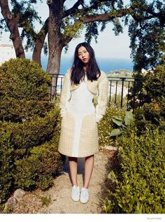 Liu Wen by Martin Lidell #fashion #photography #inspiration