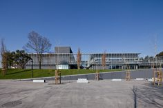 Carvalho Araújo | Lousada High School #school #arajo #architecture #high #carvalho