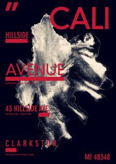 California Hillside Avenue