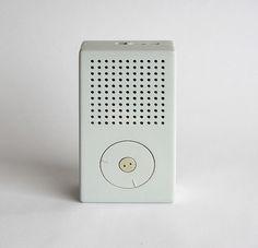 Braun T3 by Dieter Rams #design #braun #industrial #rams #dieter
