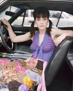 zooey-deschanel-10.jpg (JPEG Image, 808x1000 pixels) - Scaled (62%) #model #girl #actress #zooey #deschanel #vintage #car