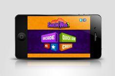 eduardorh » SNACKWARZ #iphone #brand #identity #game