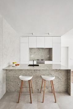 Villarroel Apartment in Barcelona, Raul Sanchez Architects 4
