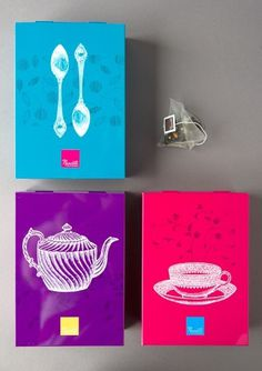 Royal box collection on the Behance Network
