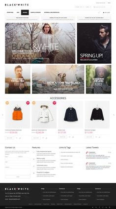Minimalist #minimalist #design #concept #fashion #layout #web