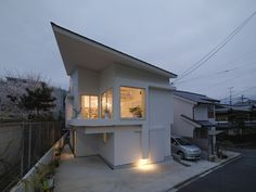 The Corner House in Kitashirakawa