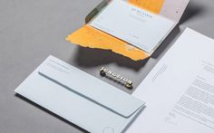Junction Moama designed by Seesaw #color #mail #envelope