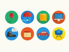 Unused Icons #illustration #icons