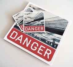 Cover Art: Danger - Designers MX on the Behance Network #illustration