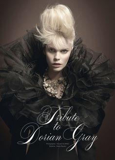 Gothic art fashion by Vincent Alvarez