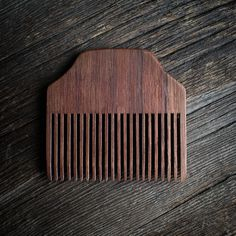 Barber Beard Comb