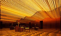 Johnnie Walker House, Shanghai by Asylum #interior #lighting