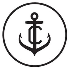 The Cliks - Charles Poulson Graphic Design #brand #logo #anchor #band